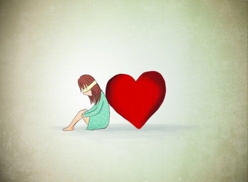 Laat liefde niet veranderen wie je bent en zoek echte diepe liefde
