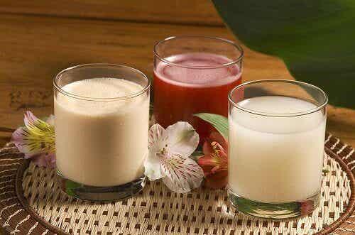 Heerlijke sappen die je nieren reinigen en de bloedsomloop bevorderen