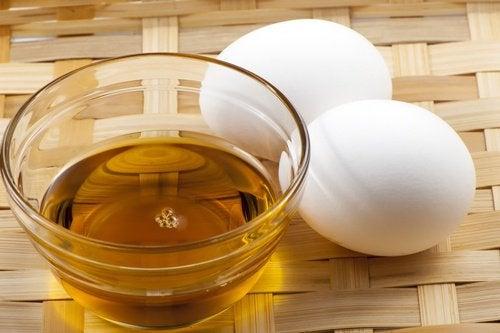 Honing en ei