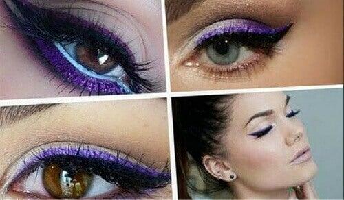 Drie geweldige manieren om eyeliner aan te brengen