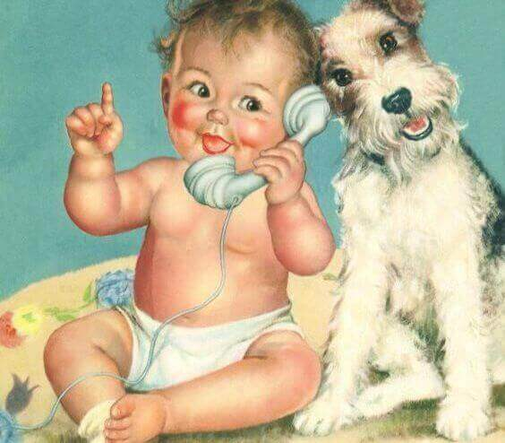 geen kinderen toegestaan ind met hond