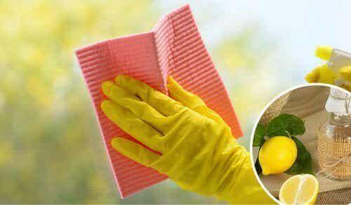 Tips om ramen en ander glas schoon te maken