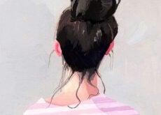 vrouw-rug