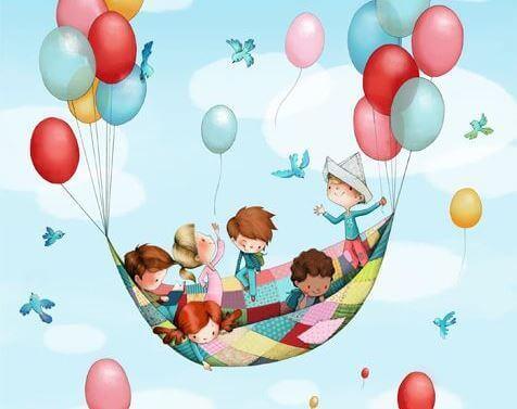 Kinderen in de Lucht