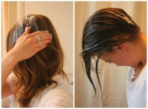 Vijf middeltjes met kokosolie voor gezond haar