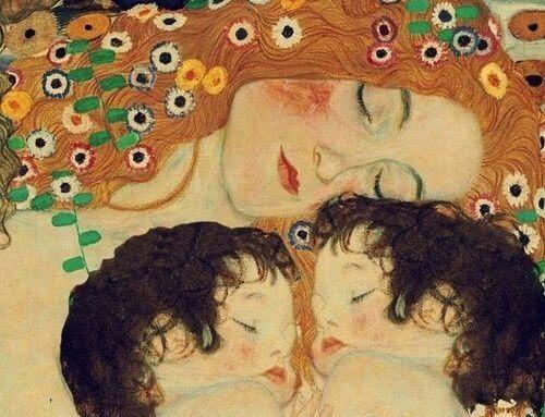 Kusjes en knuffels, het beste medicijn voor je kinderen