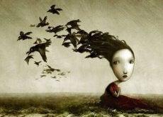 vrouw-met-haar-in-de-wind