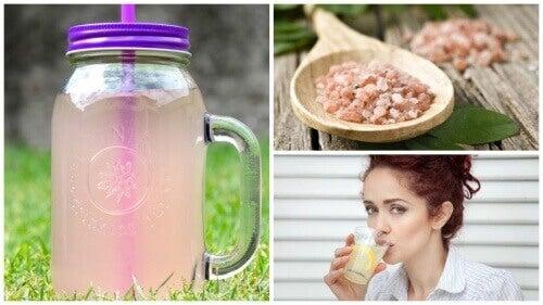 De gezondheidsvoordelen van alkalisch water