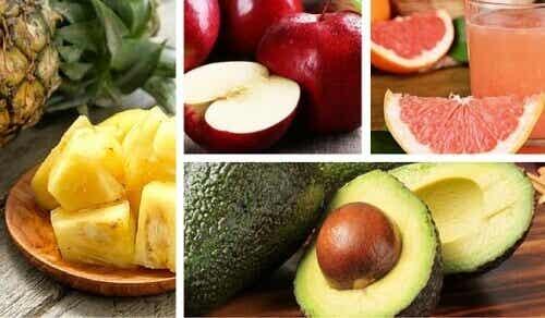 8 soorten fruit die goed zijn voor je lichaam