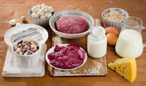 Dieet om spierkramp te voorkomen