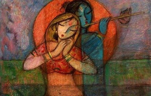 Hindoestaanse Vrouw