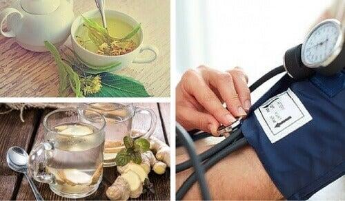 6 natuurlijke middelen om lage bloeddruk te verlichten