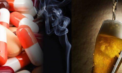Drugs en alcohol vermijden