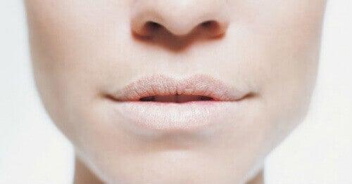 Droge mond en huid door uitdroging