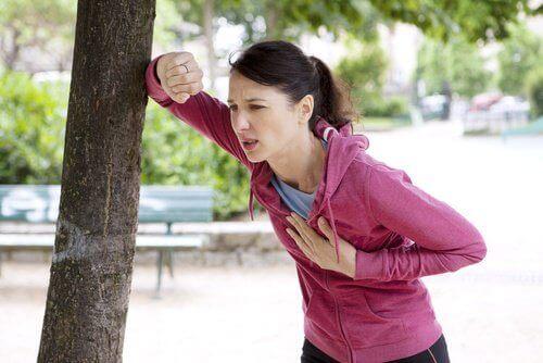 Oververhitting en opvliegers als we te veel gifstoffen in ons lichaam hebben