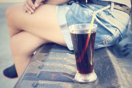 Glas Frisdrank