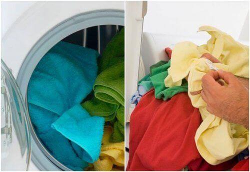 Witte azijn om kleding te wassen: een schitterend idee!