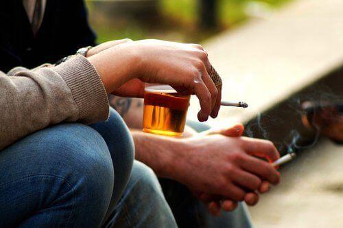 Roken en Drinken