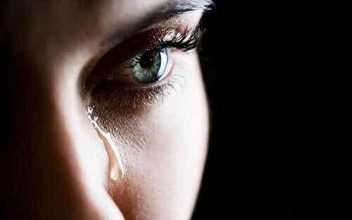 Dingen die je niet wist over tranen en huilen