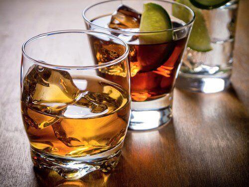 Vermijd alcohol voor een gezondere lever