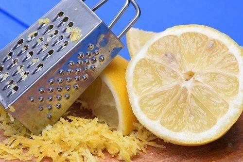 9 verrassende tips voor het gebruik van citroenschil