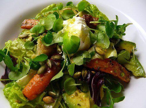 Kan een salade echt een hoofdmaaltijd zijn?