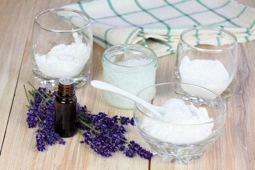 Ingrediënten voor Natuurlijke Deodorant