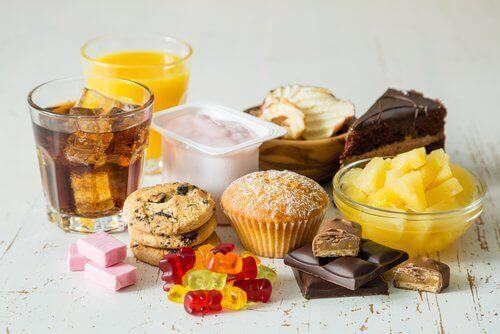 Fructore-inname beperken zoetigheid