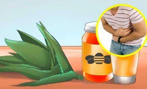 Maagzuur en gastritis bestrijden met thuis bereide middeltjes