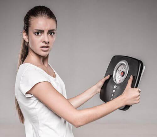 Gewichtsverlies een van de symptomen van baarmoederhalskanker