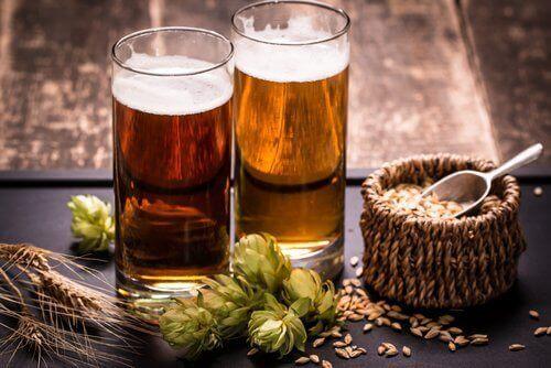 Ingrediënten van Bier