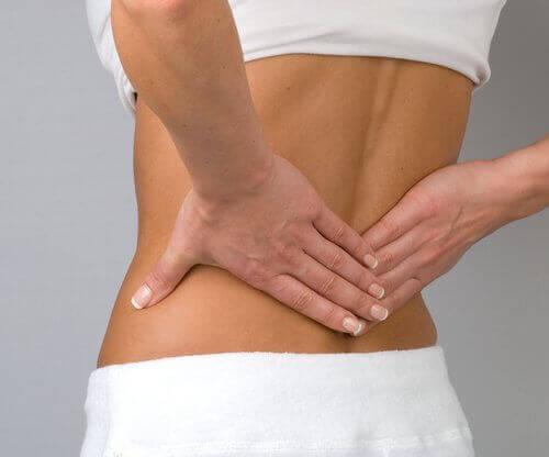 Lage ruchtklachten een van de symptomen van baarmoederhalskanker