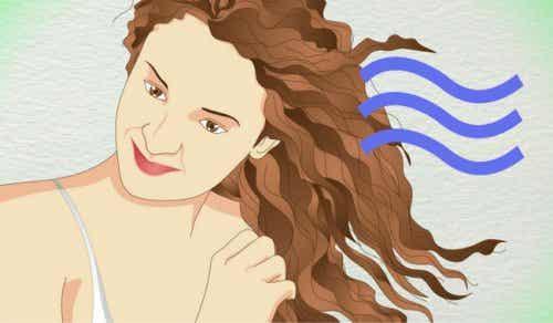 5 veilige manieren om je haar te krullen