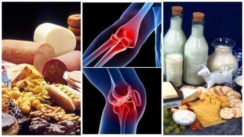 8 producten die je moet vermijden om gewrichtsproblemen te voorkomen