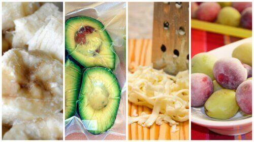 9 verrassende voedingsmiddelen die je kan invriezen