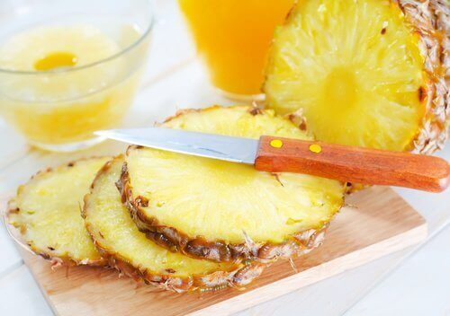 8 redenen om elke dag ananas te eten