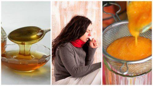 Slijmproductie bestrijden met deze honing-wortelsiroop