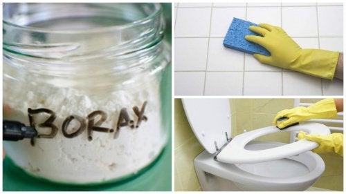 8 manieren om borax te gebruiken
