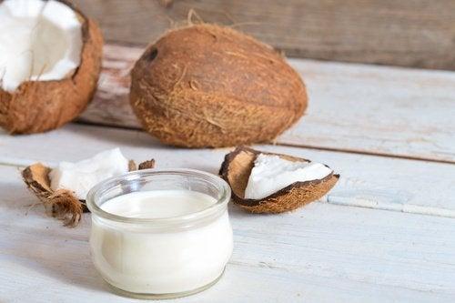 Extra vergine kokosolie