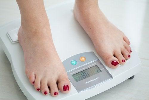 Gewichtsverlies gaat gepaard met mondkanker