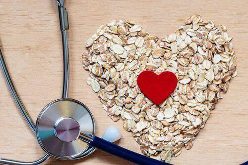 Gezond eten verlaagt cholesterol