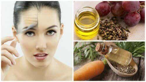 Leer je gezicht met olie schoon te maken