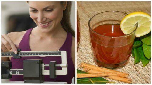 Bevorder gewichtsverlies met deze thee van kaneel en laurier