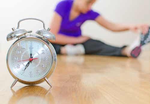Ontspanningsoefening om beter te slapen