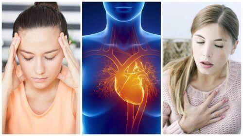 7 tekenen van een hartaanval bij vrouwen die vaak worden gemist