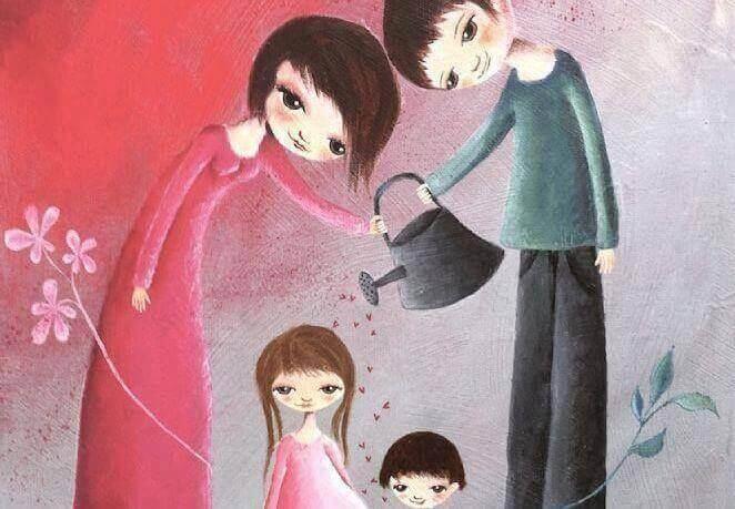 Kinderen opvoeden betekent hen zichzelf laten ontwikkelen
