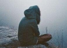 verloren in de kou