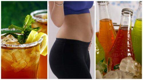 Probeer je gewicht te verliezen? Laat dan deze 6 drankjes staan