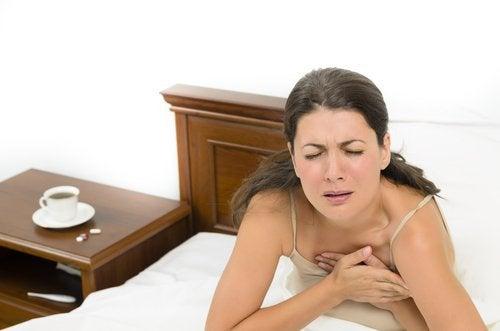 Nachtelijk zweten door de menopauze