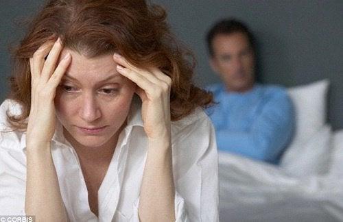 Slecht humeur en nervositeit